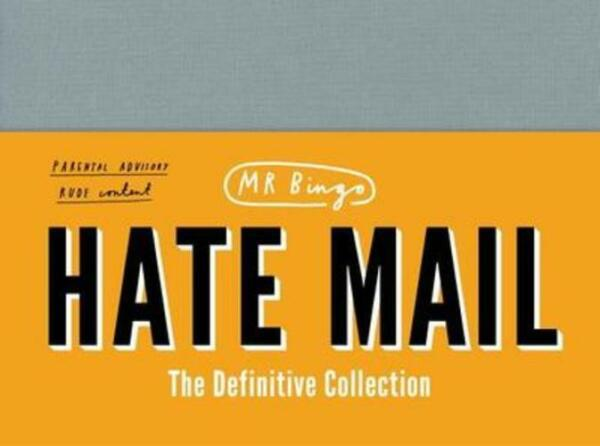 Hate Mail The Definitive Collection By Bingo Hardcover Book Ebay