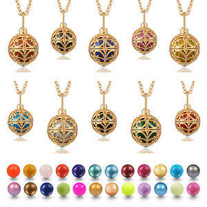 Angel pregnancy bola harmony ball baby chime bell pendant golden image is loading angel pregnancy bola harmony ball baby chime bell aloadofball Image collections