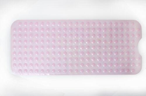 Bathtub Shower Mats,Non Slip,Antibacterial,Machine Washable Rectangle Extra Long