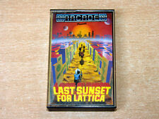 Sinclair ZX Spectrum - Last Sunset For Lattica by Arcade Sofware