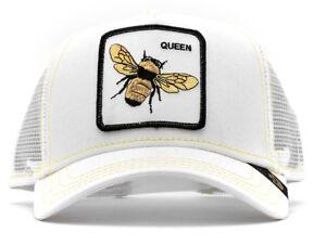 93bdb15f8ec8a New Goorin Bros. Animal Farm Trucker Snapback Hat Cap Black Queen ...