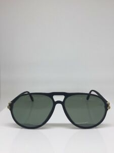 a61e136a21 Yves Saint Laurent YSL Victor Hugo 9091-2 Aviator Sunglasses Matte ...