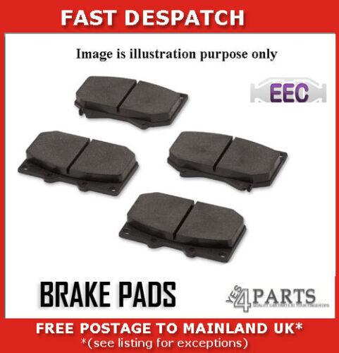 BRP1344 1967 REAR BRAKE PADS FOR BMW 520 E60 2.0 2007-2010