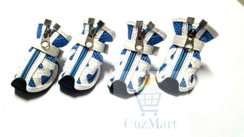 Cute little shoes boots small dogs Chihuahua Yorkshire Terrier Beagle Pomeranian