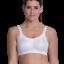 Womens Anita Momentum Sports Bra High Impact Ladies 5529 White Various Sizes New