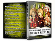 Pro Wrestling Tag Team DVD, Wahoo McDaniel NWA Dick The Bruiser AWA Dory Funk Jr