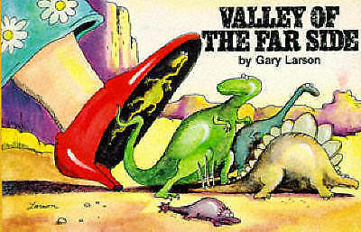 1 of 1 - Valley Of The Far Side (A far side collection), Larson, Gary, Very Good Book