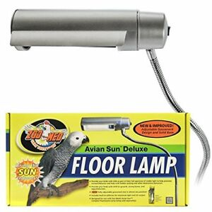 Zoo Med Aviansun Deluxe Floor Pet Lamp Ebay