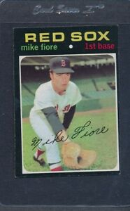 1971-Topps-287-Mike-Fiore-Red-Sox-EX-3630