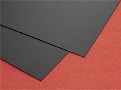 "10 Pack BLACK STYRENE POLYSTYRENE PLASTIC 12/"" X 12/"" X 1//8/"" VACUUM FORMING"