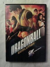 Dragonball Evolution (DVD, 2009, Z-Edition)