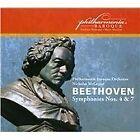 Ludwig van Beethoven - Beethoven: Symphonies Nos. 4 & 7 (2013)