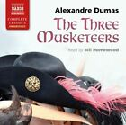 The Three Musketeers by Alexandre Dumas (CD-Audio, 2014)