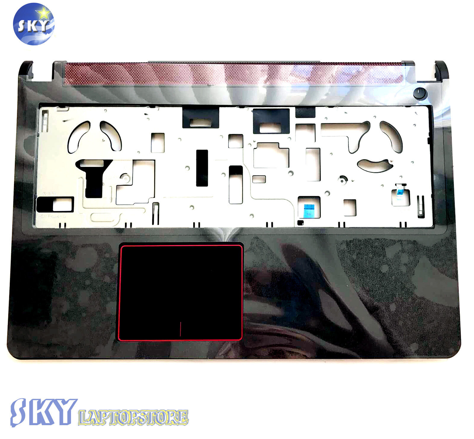 DELL INSPIRON 15 7000 7559 Upper Palmrest Case W/ Touchpad 0Y5WDT US Seller