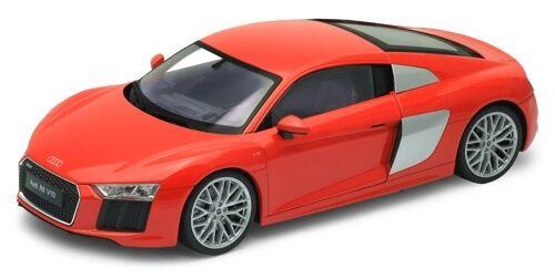 Welly Nex Models 1 18 Audi R8 V10 (rosso)  18052w