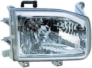 Image Is Loading Headlight Lens Dorman 1590827 Fits 99 04 Nissan