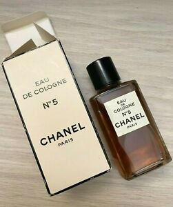 CHANEL-No-5-Eau-de-Cologne-118-ML-4-fl-oz-PM-RARE-VINTAGE-1960-70s