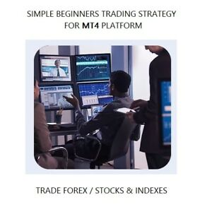 Forex-Trading-Strategy-Simple-Beginners-MT4-System-Template-Indicator-Trade-FX