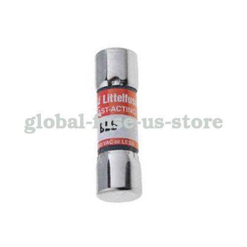 BLS-1-1//2 Midget Fast Acting Fuse BLS1.5 600V 10x35mm 1.5 A Littelfuse BLS 1.5