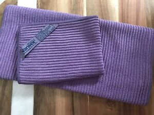 Details About Norwex Kitchen Towel Cloth Set Microfiber Baclock Eggplant Purple Absorbent