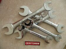 New Craftsman Open End Wrench Any Size Sae Inch In Or Metric
