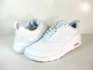 utterly stylish exclusive range huge inventory Details about NIKE WMNS AIR MAX THEA White/White -599409 101- ATHLETIC