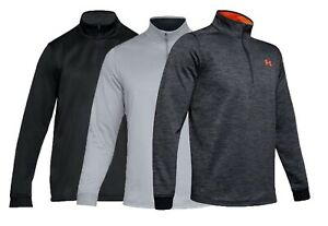 Under-Armour-Men-039-s-Armour-Fleece-1-2-Zip-Long-Sleeve-Shirt-Style-1320745