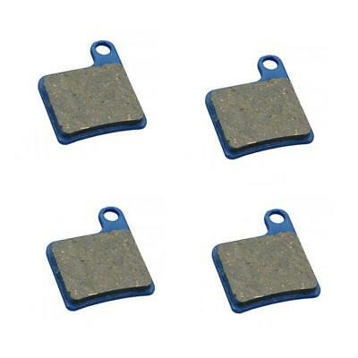 2 sets of Cycle brakes Giant MPH 1 Trial Organic disc brake pads