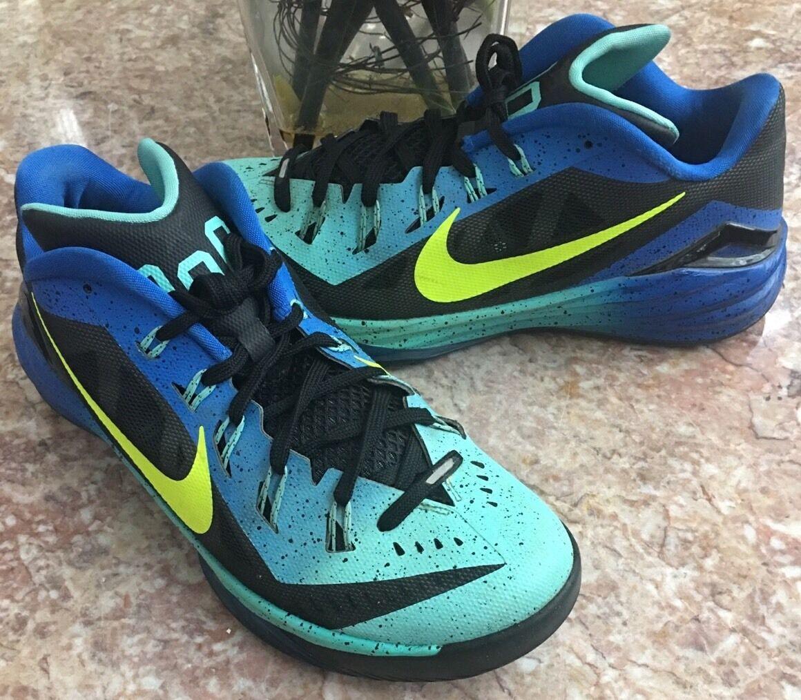 Nike Hyperdunk Mens Low City Pack DOC Washington DC Sneakers Sz 10.5, 706503-073