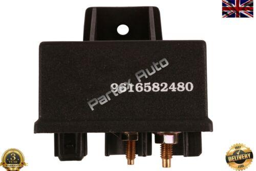 Glow plug relay Citroen Berlingo Despacho Xantia Talbot Horizon 9616582480
