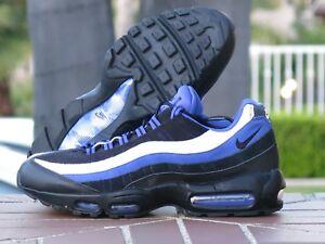 Nike Air Max 95 Premium Sneakers New, Persian Violet Black 749766 501