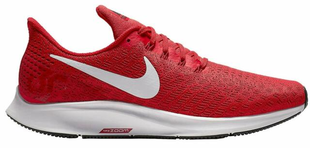huge discount eccd2 d133b Nike Air Zoom Pegasus 35 TB University Red White AO3905-601 Running Shoes  Men's
