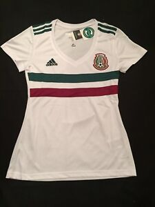 Le Mexique Femmes Jersey Taille S-afficher Le Titre D'origine