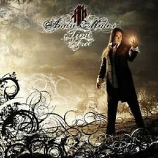 "ANDRE MATOS ""TIME TO BE FREE"" CD NEUWARE"