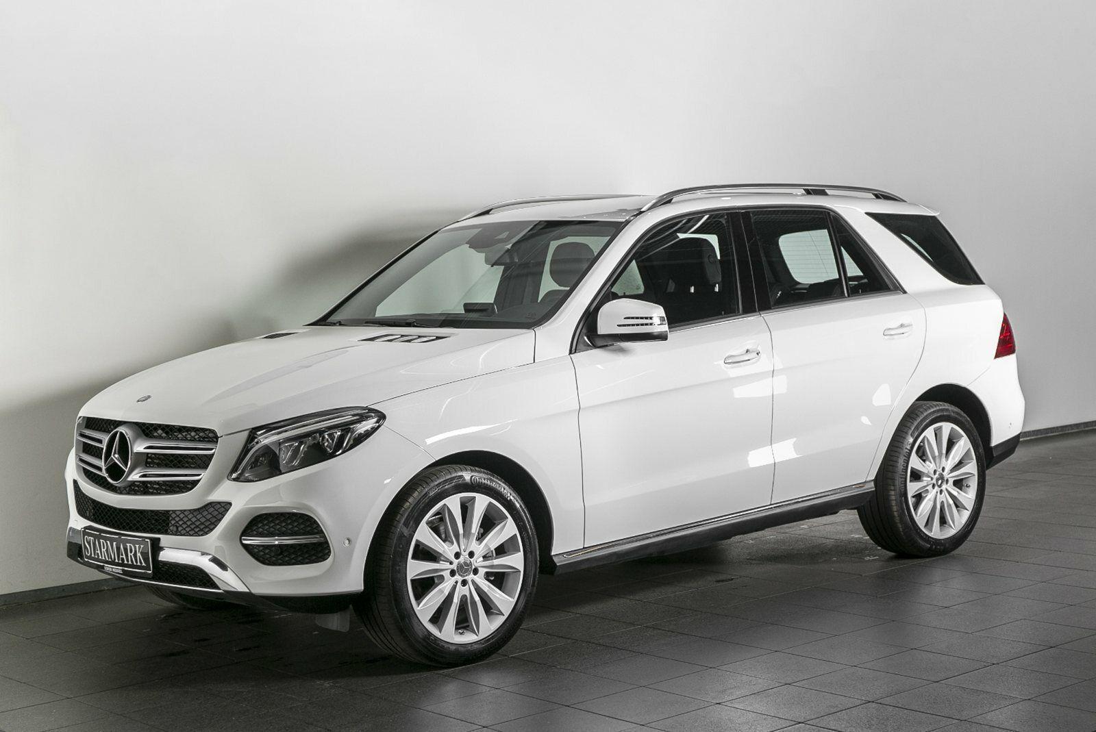 Mercedes GLE350 d 3,0 aut. 4-M 5d - 799.900 kr.