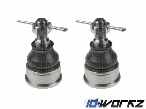 HONDA CIVIC 2.0i TYPE R EP3 FRONT LOWER BALL JOINTS LEFT RIGHT PAIR