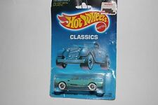 HOT WHEELS CLASSICS '65 MUSTANG CONVERTIBLE #1542 IN THE BLISTER PACK