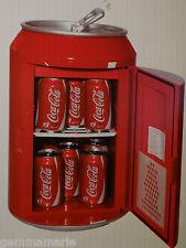 Coca-cola Portable Coke soda can mini refrigerator cooler warmer home or Car New