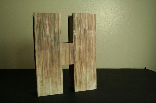 Celebrate It Letter Box Gifting Decorative Keepsake Box Letter H NWT