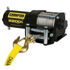 Champion Equipment 100127 2200 lb. Winch Kit