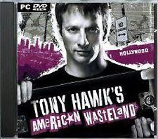 TONY HAWK'S AMERICAN WASTELAND PC DVD-ROM NEU & OVP