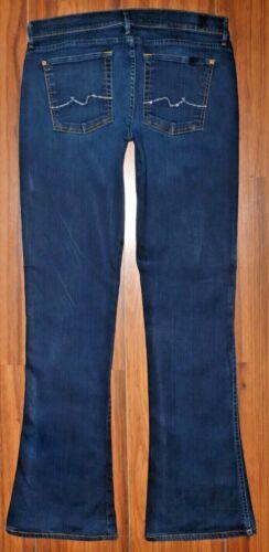 Womens 32x33 7 Kaylie taglia unita Jeans tinta Flare All gioiello Mankind For Tasca Style pA6rwqpxF