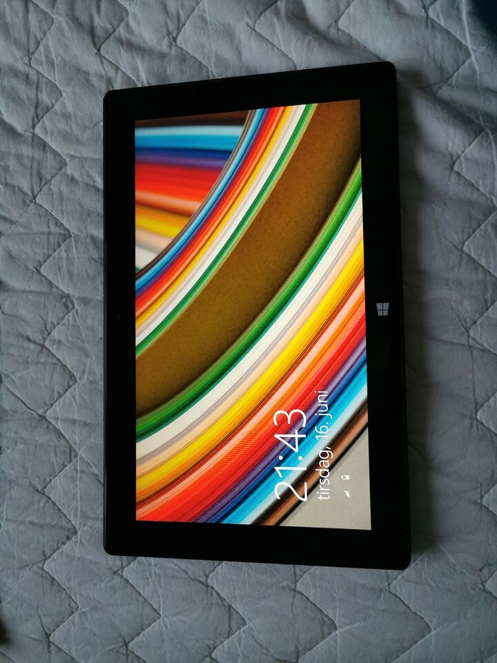 Windows, Microsoft surface 2, 10.6 tommer