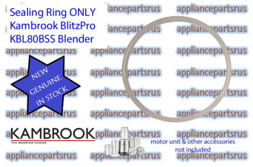 Kambrook BlitzPro KBL80BSS Blender Sealing Ring Part KBL80BSS06