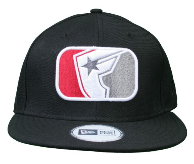 f4dbd57267805e Famous Stars & Straps x Flymode Black Major League New Era Snapback  Baseball Hat