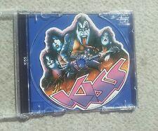 KISS COLLECTORS EDITION SHAPED PIC DISC CD NO 1