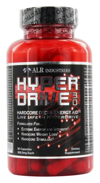 ALRI Industries Hyperdrive 3.0 90 Cap FREE WORLD SHIPPING !!!