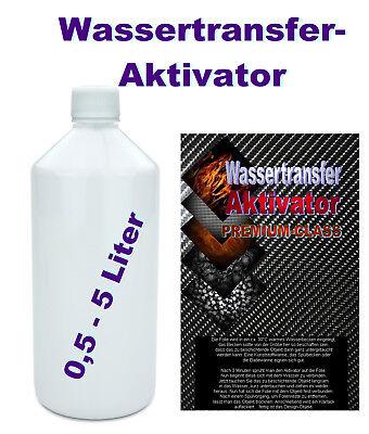 Aktivator Wassertransferdruck Folie Wassertransfer Transfer Activator BüGeln Nicht Sonstige Auto-anbau- & -zubehörteile