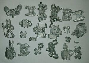 Huge-Multi-listing-Space-Marine-metal-models-Dreadnoughts-Terminator-Captain-OOP