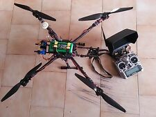 Drone Tarot 650 Iron Man + Kit Fpv, No Taranis